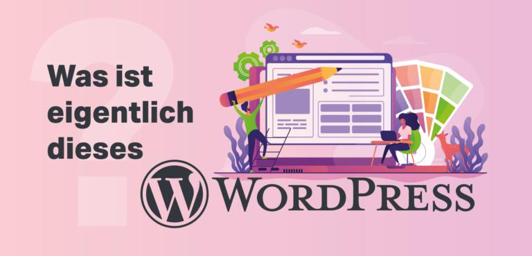 Was ist WordPress